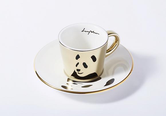 LUYCHO espresso cup & giant panda