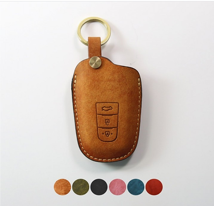 HERMANN smart key leather case_Toyota (sTZ105)