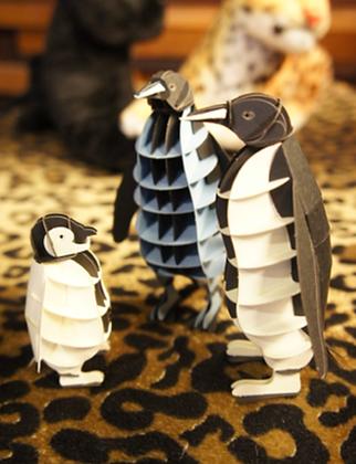 PAPERO BEAN emperor penguin