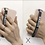 Thumbnail: HIGH LOOP phone strap (pattern green/pattern navy/just try it)