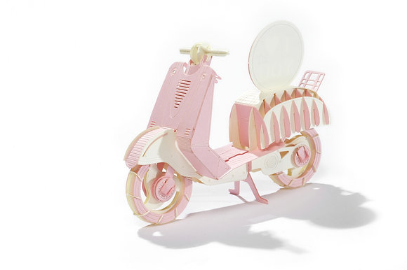 PAPERO BEAN couple scooters