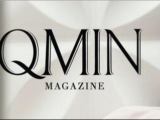 """NoTag Design Shop is featured in Qatar's first online magazine """"QMIN"""""""
