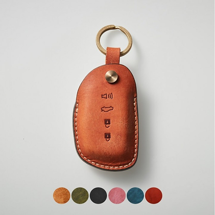 HERMANN smart key leather case_HYUNDAI (sHJ 100)