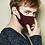 Thumbnail: LeMASKA_Face Mask _ Burgundy