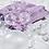 Thumbnail: PLEATSMAMA knit pleats mini bubble bag (lavender)