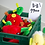 Thumbnail: BITE ME apple & caterpillar