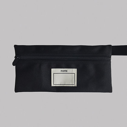 HOWKIDSFUL pencil case black