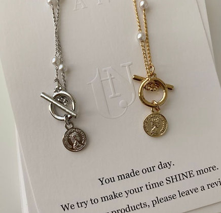 TANY chain necklace (2 colors)
