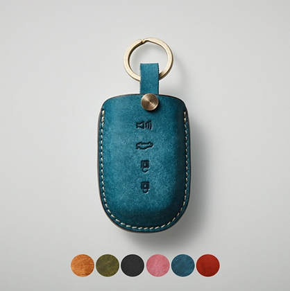 HERMANN smart key leather case_HYUNDAI SON100