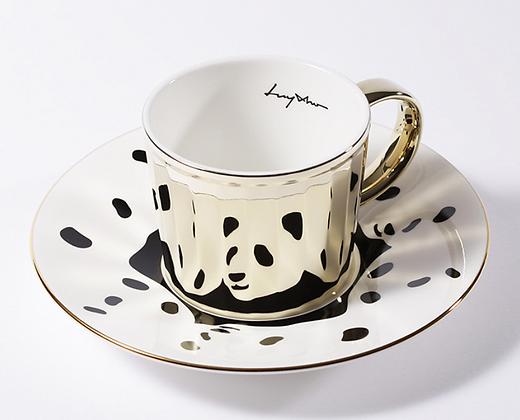 LUYCHO cup & panda dalmatian