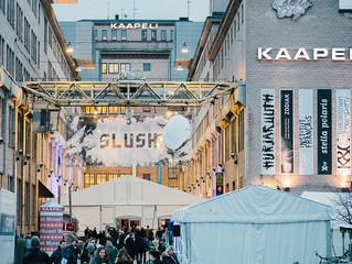 "NoTag joined ""SLUSH"" on November 18-19th in Helsinki, Finland."