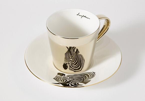 LUYCHO tall cup & chapman's zebra