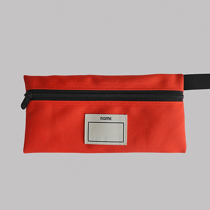 HOWKIDSFUL pencil case orange
