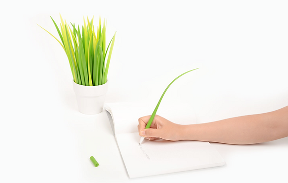 ZEUP DESIGN pooleaf pen set 3ea