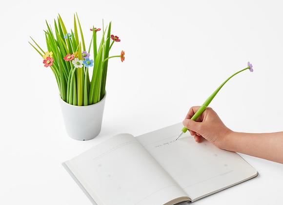 ZEUP DESIGN beauleaf flower pen (6 colors)