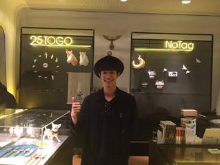 Thank you for visiting! Jasper Liu (류이호 劉以豪)
