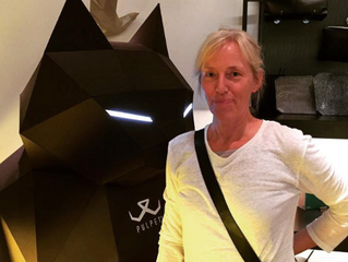 Thank you Eva Levin! for visiting our store!