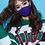 Thumbnail: LEMASKA face mask violet