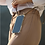 Thumbnail: ARNO iPhone  Case with Rope Strap_Golden Blue
