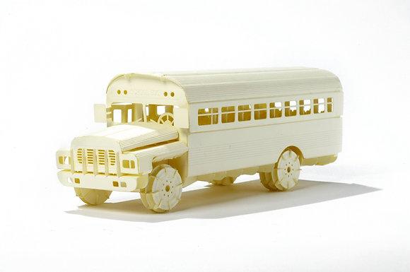 PAPERO BEAN school bus