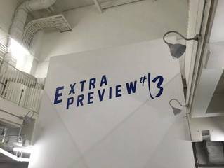 We Joined the EXTRA PREVIEW #13 in Tokyo!
