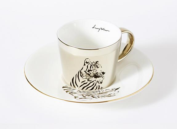 LUYCHO cup & siberian tiger