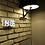 Thumbnail: MOOAS  mini LED wall clock (standing & hanging alarm mode)