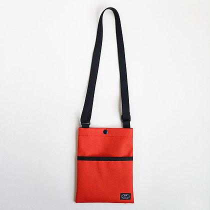 HOWKIDSFUL mini corss bag red oragne