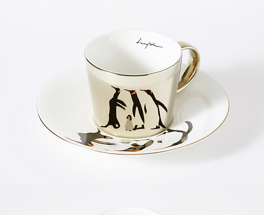 LUYCHO cup & emperor penguins