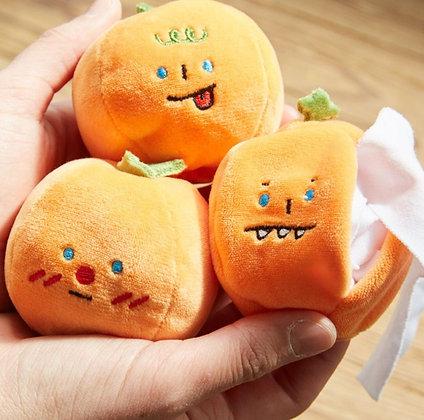 MY FLUFFY 3 tangerines
