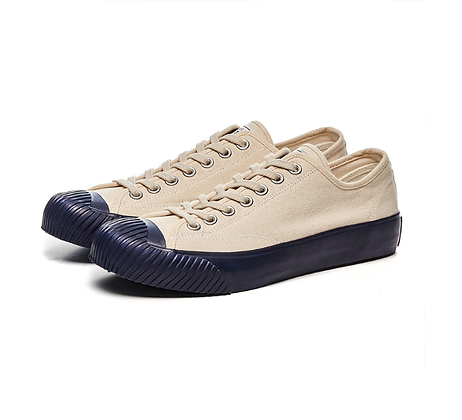 BAKE-SOLE yeast ecru navy