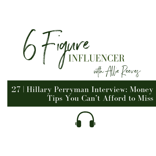 27 | Hillary Perryman Interview: Money Tips You Can't Afford to Miss