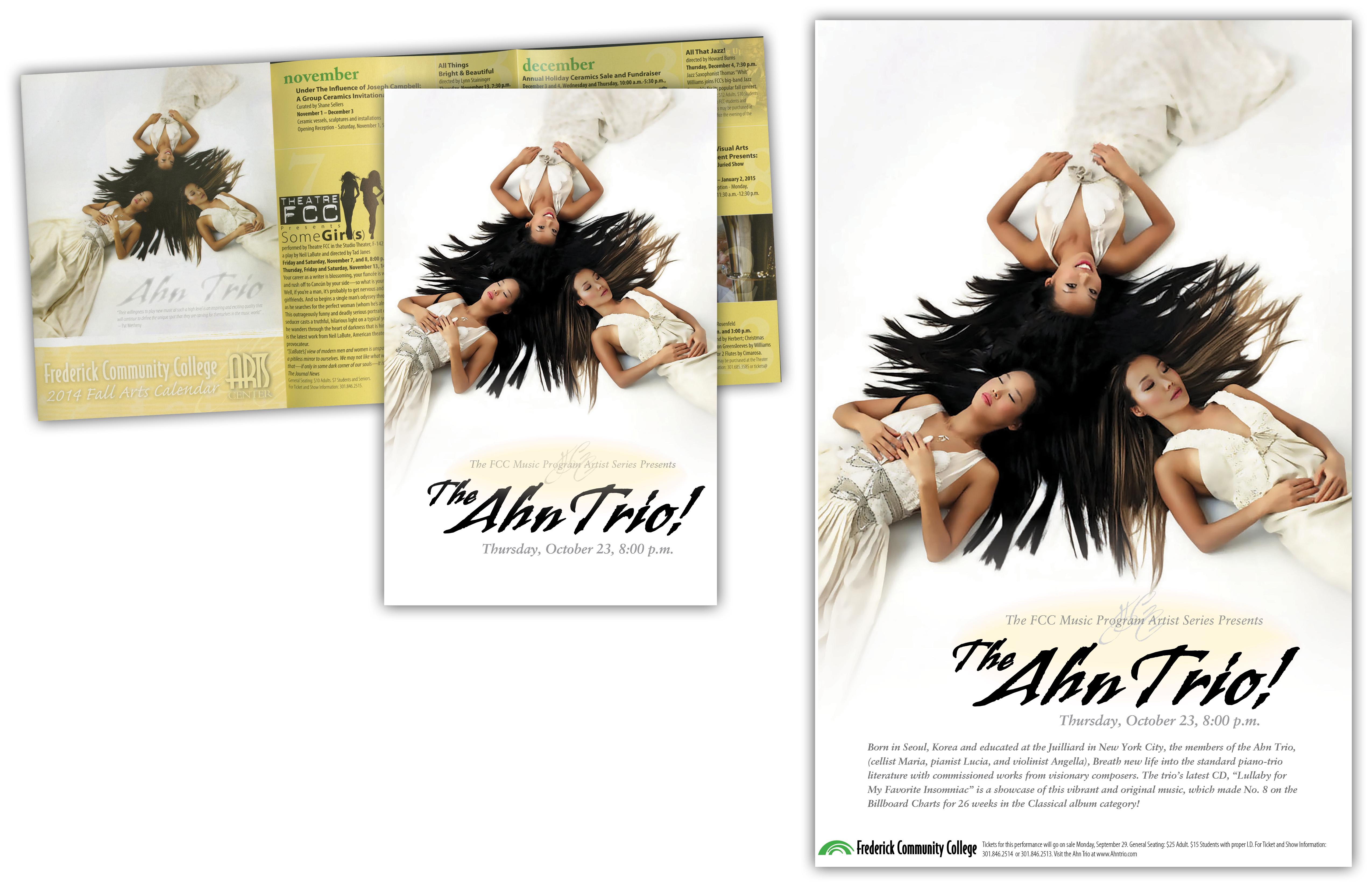 Ahn Trio Campaign