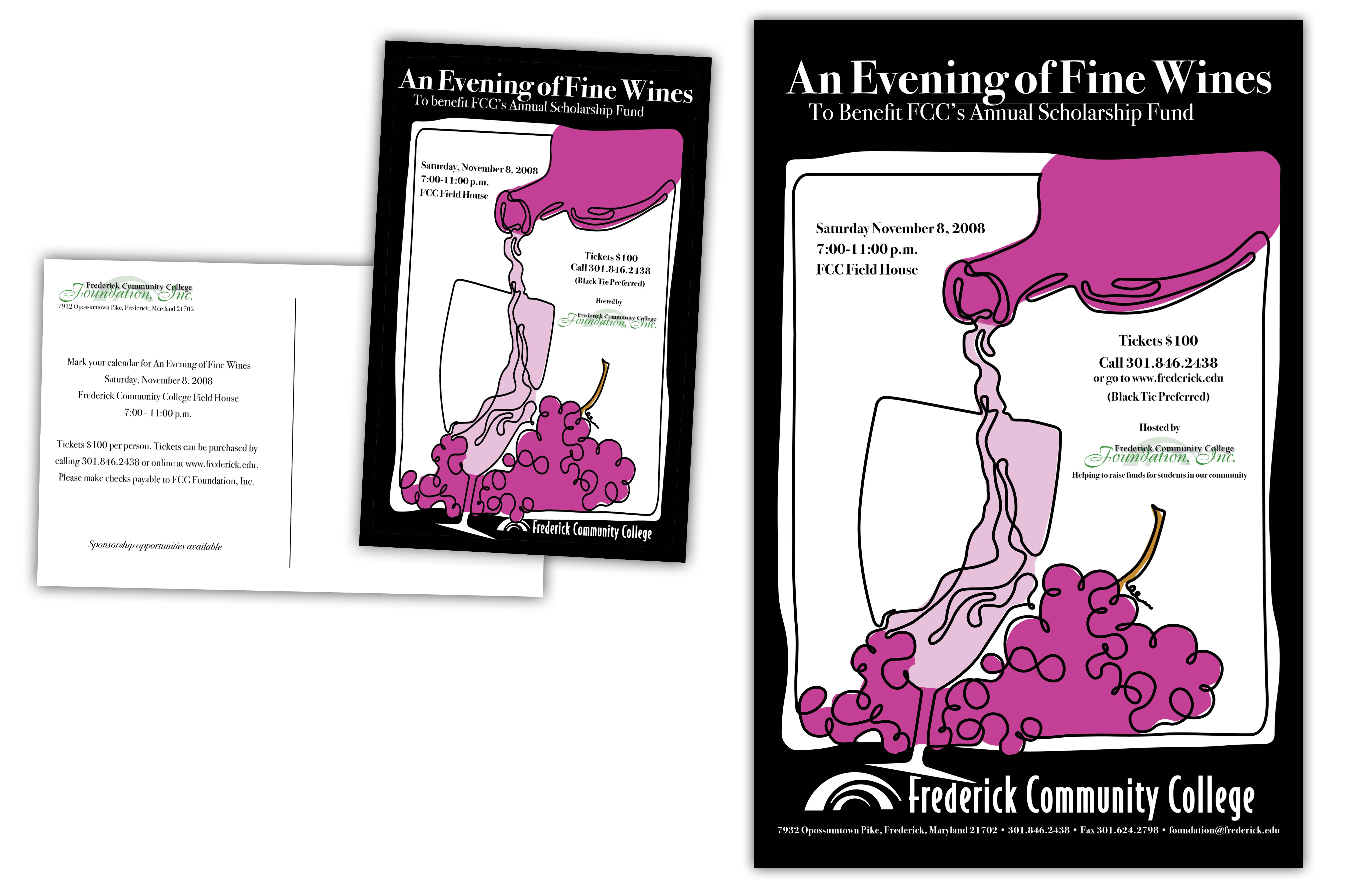 An Evening of Fine Wine Campaign