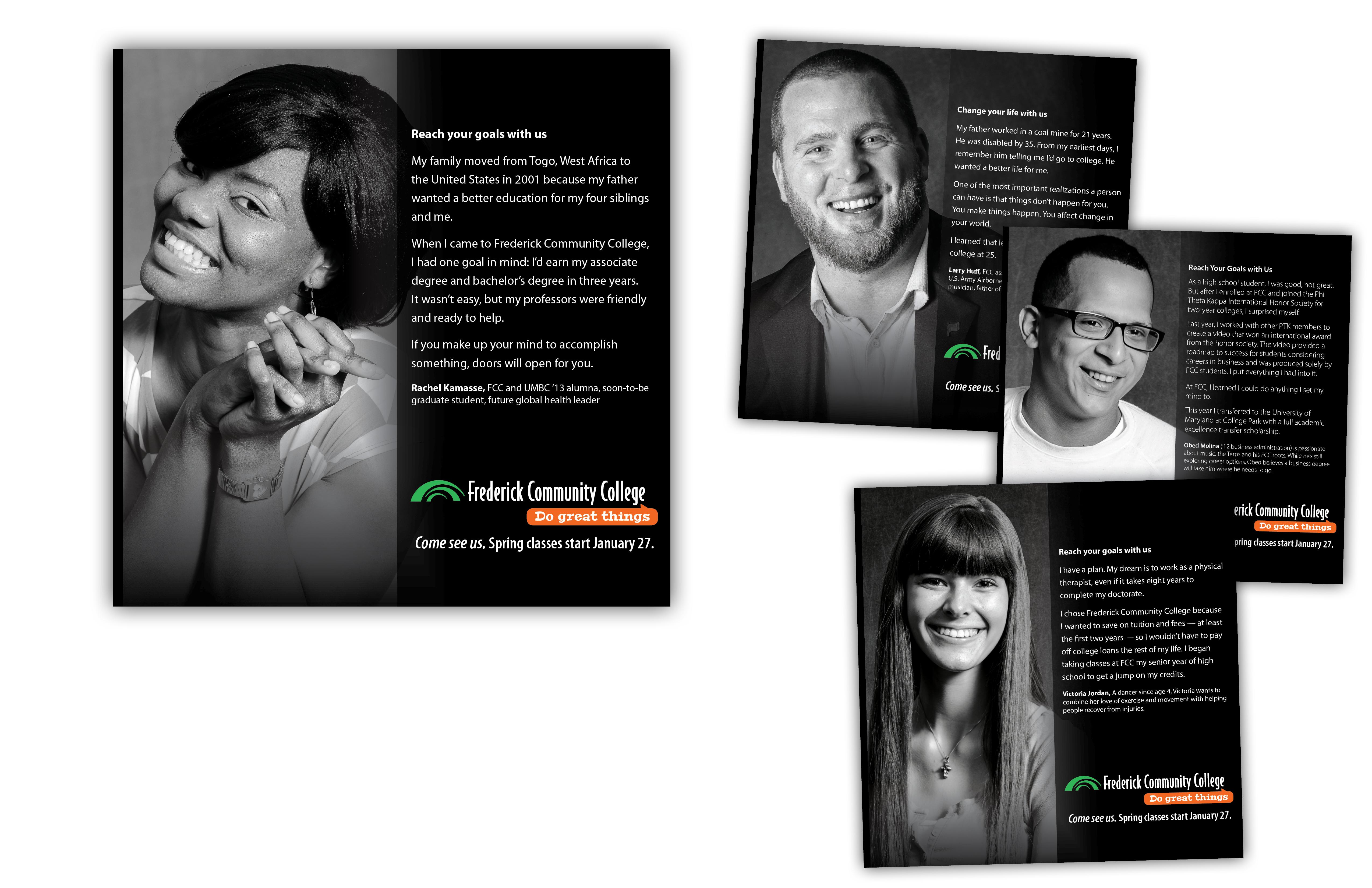 Testimonial Ad Campaign