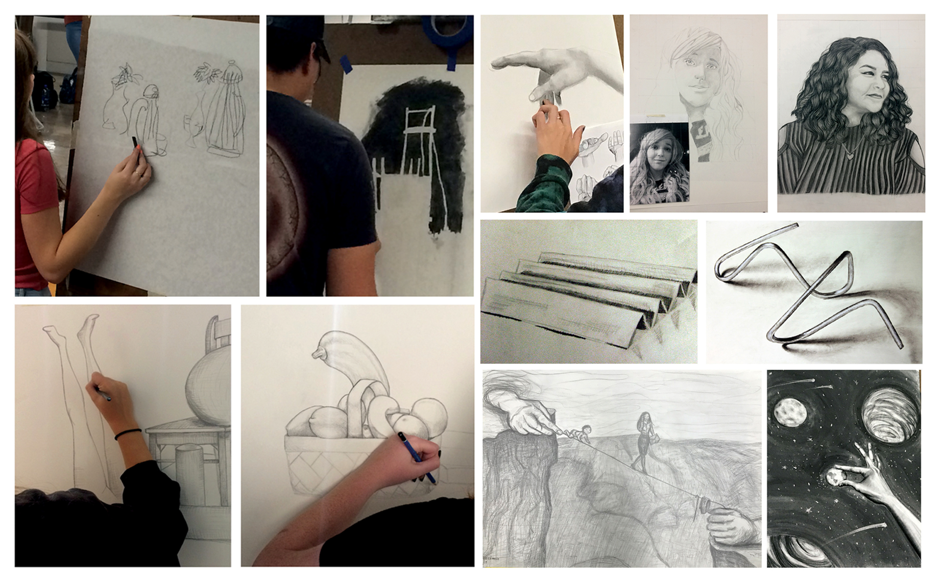 Basic Studio Drawing