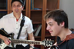 Cours de Guitare à Toulouse, Minimes