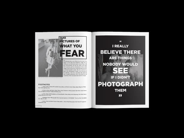 Monograph - Diane Arbus