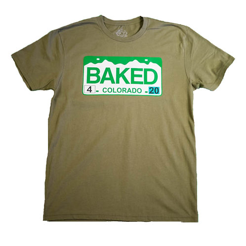 Baked Plates (Tan)