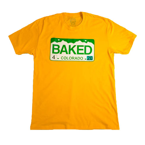 Baked Plates (Gold)