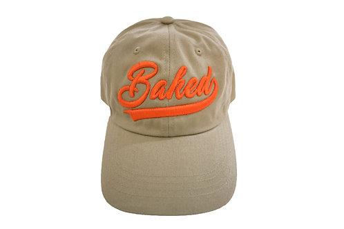 Baked Hat (Tan/Orange)