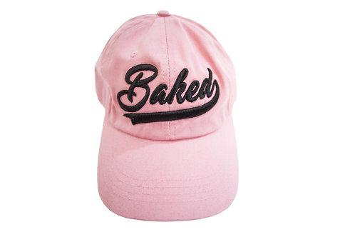 Baked Hat (Pink/Black)