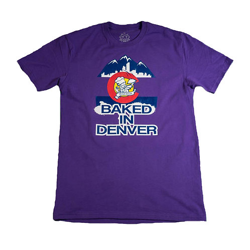Baked In Denver (Purple)