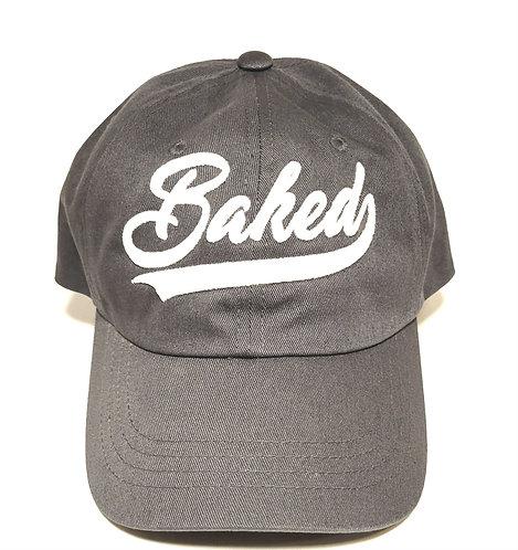 Baked Hat (Gray/White)