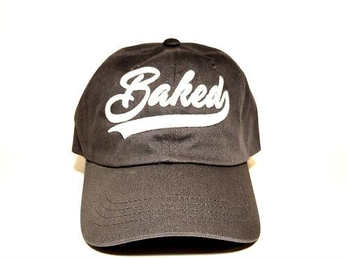 Baked Hat ( Black/White)