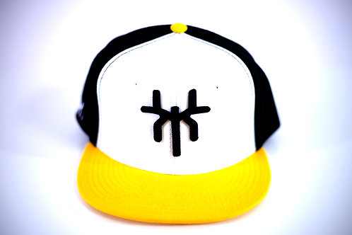 HT Tarantula Hat 2 Tone (yellow/black)