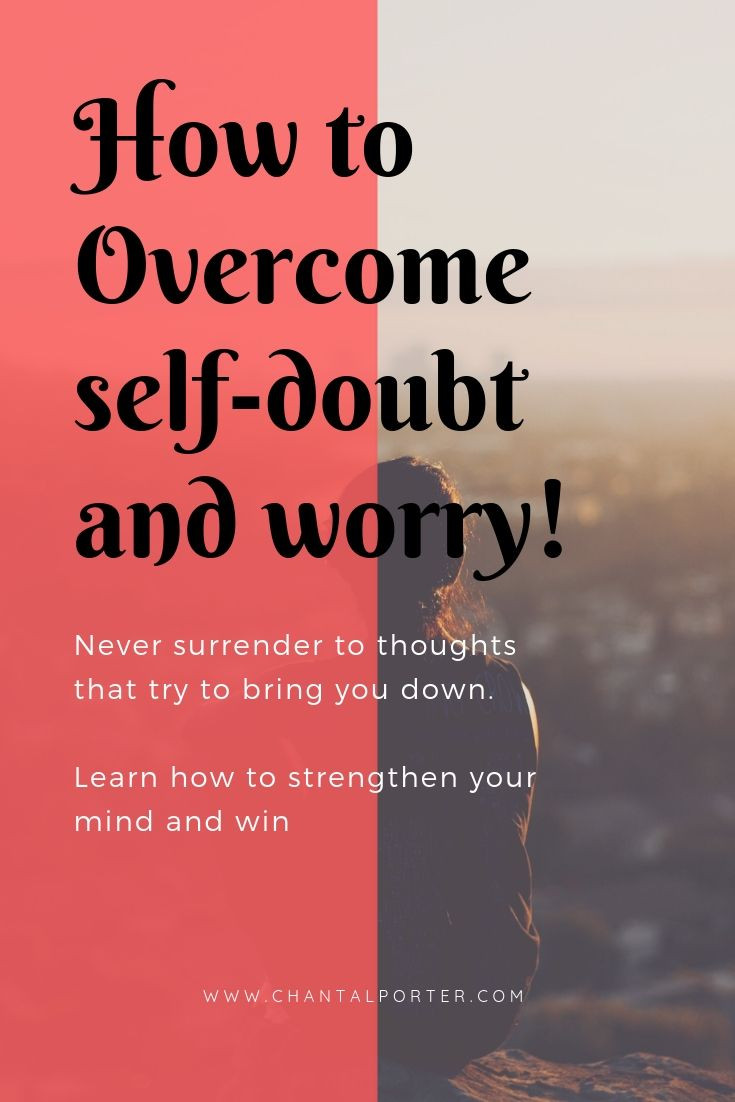 Self doubt has a way with words. It tries to convince that you're not good enough when you clearly are. Learn how to drown out that negative inner voice and believe in your abilities and all the favourable possibilities. Kick self doubt, feelings of sadness and fear to the curb with these tips.