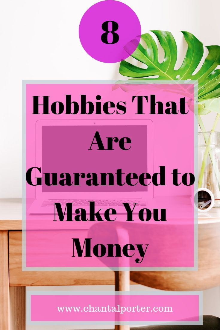 Want a new side hustle today? Monetize your hobby! This will definitely help you to make money on the side or even develop a new career.