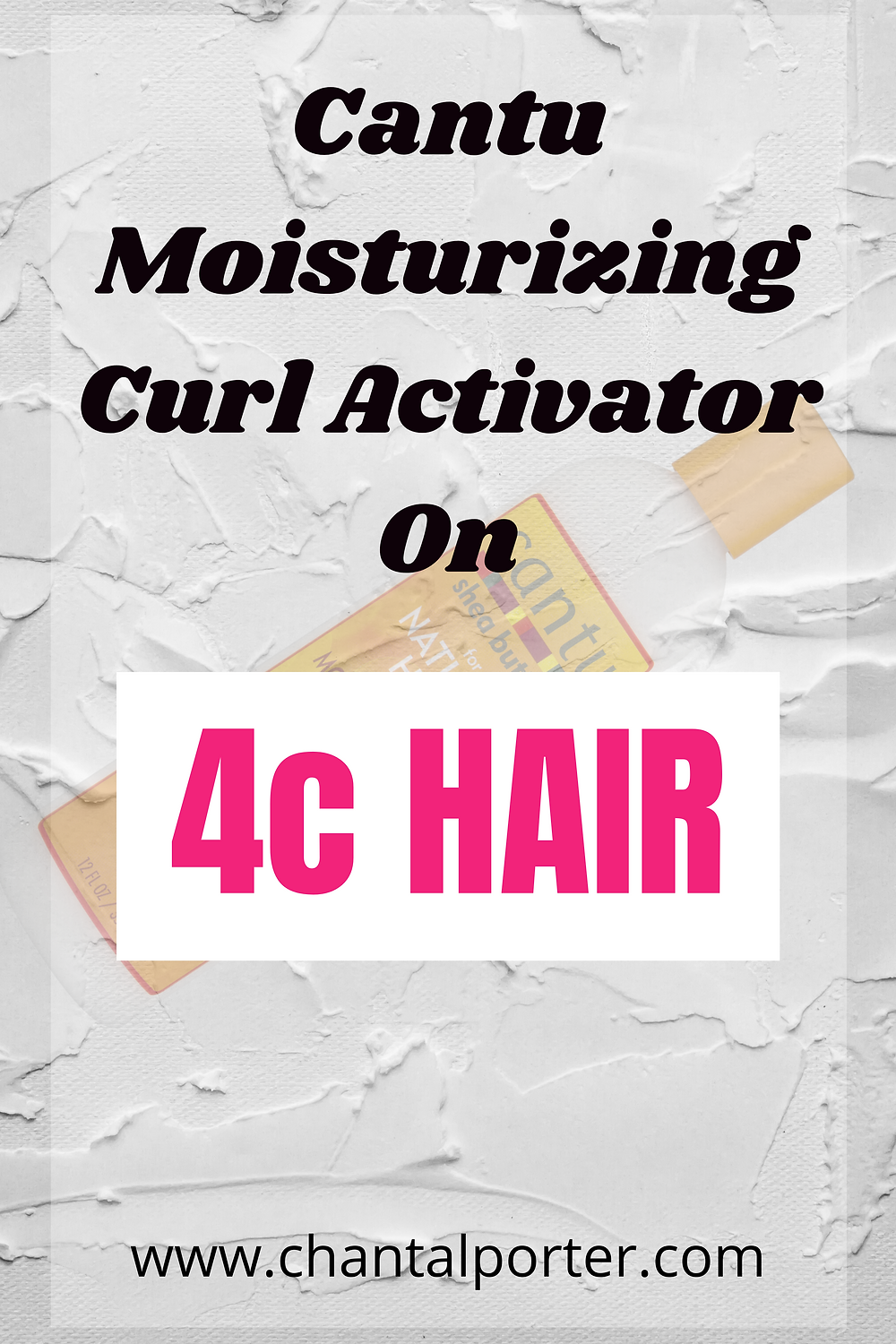 4c hair and natural hair products