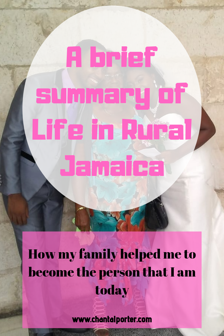 Life in rural Jamaica was truly beautiful. Here's a synopsis of my experience.